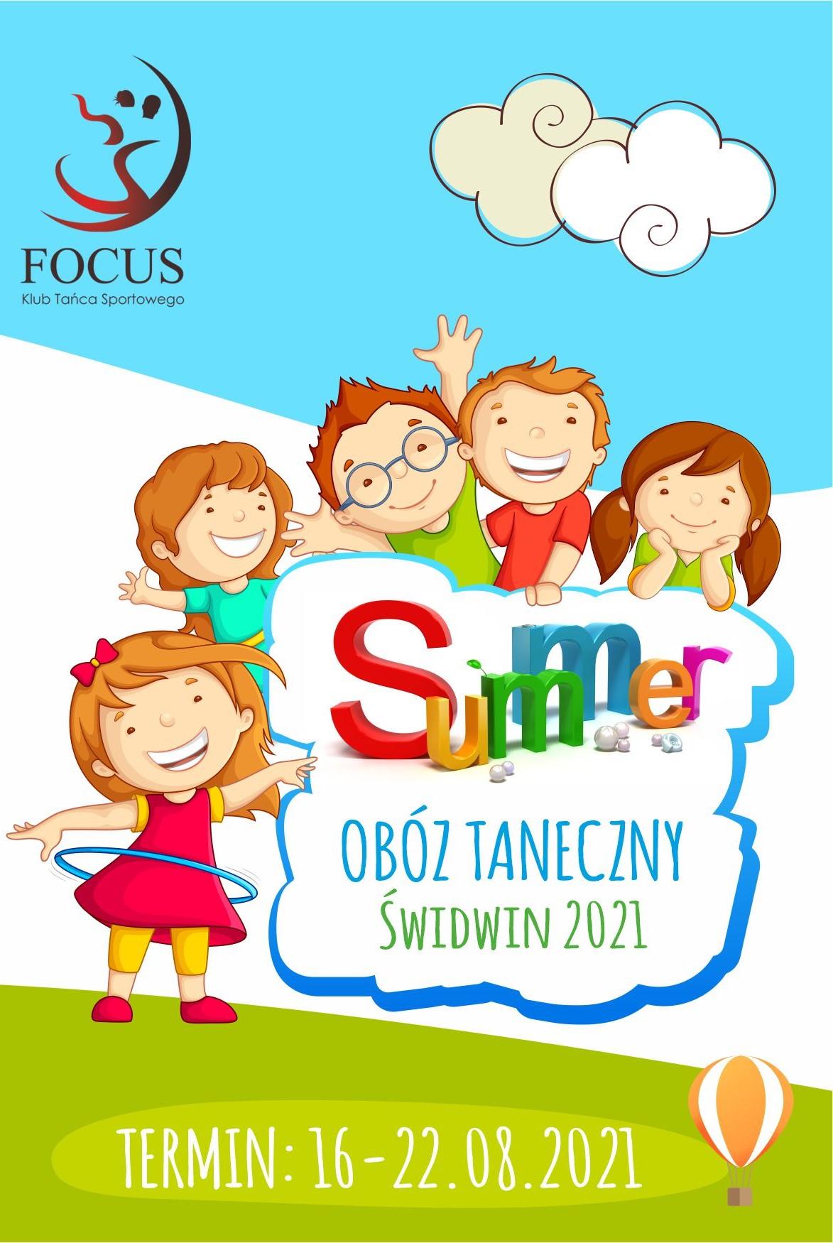 focus ulotka dla dzieci oboz2021a